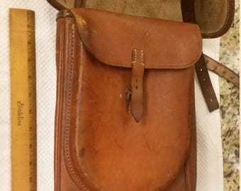 Vitage Leather Pouch
