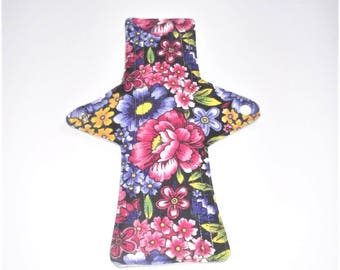 NEW! Washable Sanitary Pad for Women, Special Month Period, Nature and Mommy Friendly, Reusable Pad