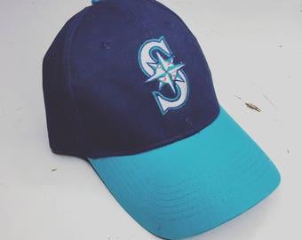 VINTAGE SEATTLE MARINERS hat