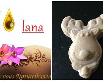 Kids SOAP shape deer perfume cookies