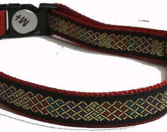 Dog Collar, Multi Celtic