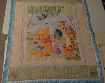 Winnie the Pooh Baby Blanket
