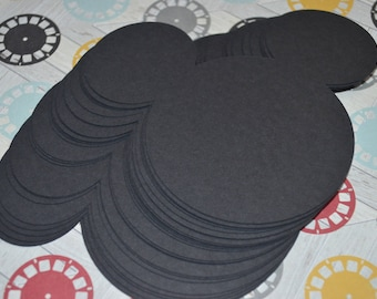 Mickey Mouse Head Die Cuts