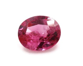 Wholesale Pink spinel OV 6x5mm 0.68 ct, 0.87 ct
