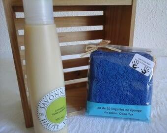 Oeko Tex certified sponges wipes