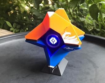 Kill Tracker Ghost (3D printed)