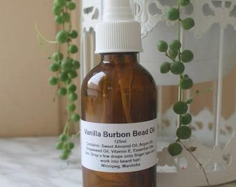 Beard Oil Conditioner, Organic Beard Oil, Vegan Beard Oil, Vanilla Burbon, Cedarwood Beard Oil, Beard Conditioning, Beard Kit, Beard Balm