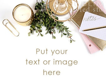 Styled Stock Photography / Styled Desktop / Social Media / Digital Image / Office Styled / Photo Background / Stock Photo / StockStyle-907