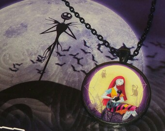 Sally Necklace, The Nightmare Before Christmas, Sally, Nightmare Before Christmas Sally Necklace