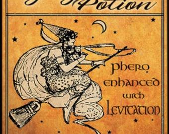 Flying Potion 2016 (VIRGIN Spray) - Halloween Collection 2016 - Perfume for Women - Love Potion Magickal Perfumerie