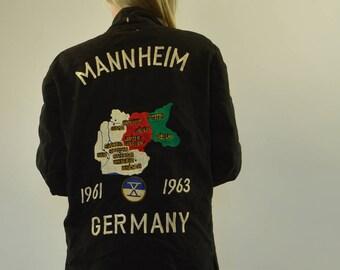 Vintage Souvenir jacket Germany Tour jacket