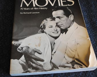 A World of Movies 70 years of film history by Richard Lawton 1974