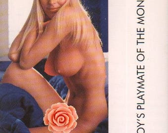 MATURE - Playboy Trading Card January Edt. 1992 - Playmate Centerfold - Liv Lindeland - Card #54