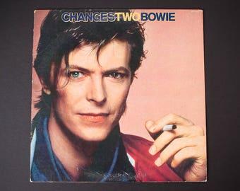 1981 David Bowie | CHANGESTWOBOWIE  | RCA AFL1-4202 | Original Vintage Vinyl Album | Ashes to Ashes | Sound and Vision