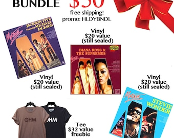 Motown Holiday Bundle