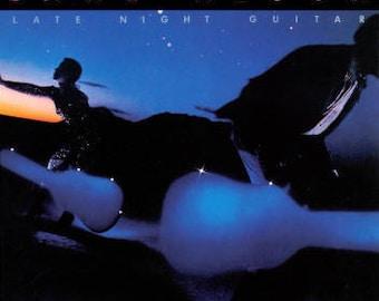 "Earl Klugh - ""Late Night Guitar"" vinyl"