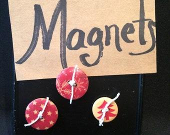 Magnets,Christmas Magnets,Fridge Magnets,Refrigerator magnets,Craft Magnets,Custom magnets,StrongHold Magnets,Kitchen Magnets,Set of Magnets