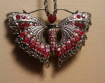 Butterfly with Bling