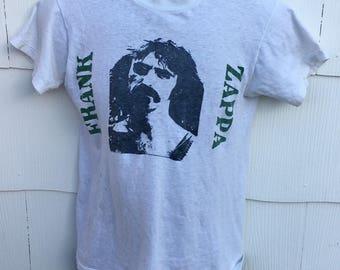 VTG 1981 Frank Zappa tee