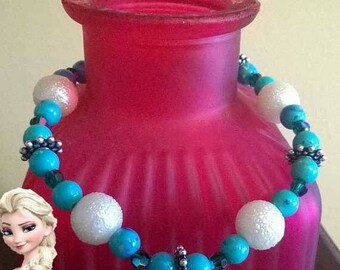 Frozen inspired Bracelet
