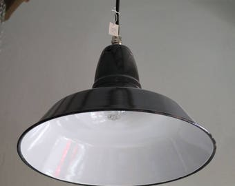 original industrial black loft design lamp