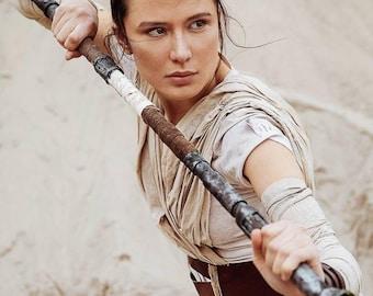 Rey Staff Star Wars / Rey Stab Star Wars