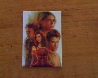 Buffy the Vampire Slayer Magnet