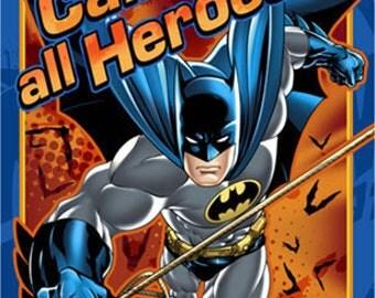 Batman ''Heroes and Villains'' Invitations w/ Envelopes (8ct each)