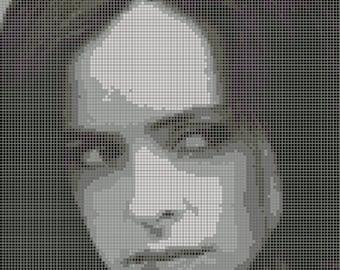 Jessica Jones - Cross Stitch Pattern