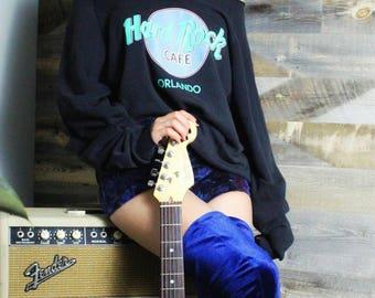 Vintage Hard Rock London Sweatshirt