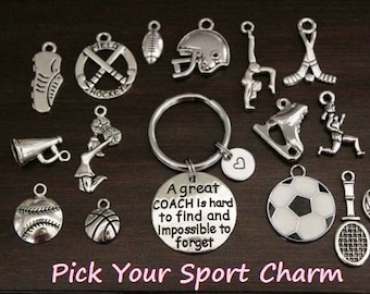 A Great Coach is Hard to Find and Impossible to Forget Key Ring/ Keychain / Zipper Pull - Inspirational Keychain - Team Coach Gift - I/B/H