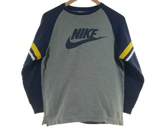 Vintage Nike big logo Small Size Sweatshirt