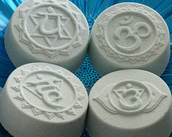Strong Sinus Fizzy Shower Steamers | Eucalyptus Citrus | Shower Bombs | Cold Congestion Relief | Menthol Crystals & Essential Oils