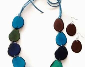 Tagua NUT WHOLESALE/tagua Jewelry/tagua Necklaces/Tagua Jewelry