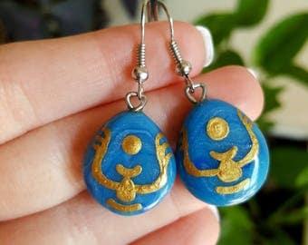 Castle in the Sky Sheeta's Amulet Earrings/Necklace