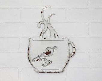 Coffee wall decor   Etsy