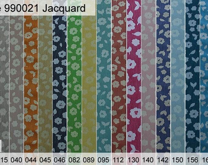 990021 Jacquard sample 6 x 10 cm