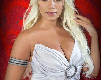 "AshCosplay Daenerys A4/ 8""x12"" Signed Print"