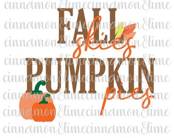 Fall Svg, Fall Sign Svg, Fall Quote Svg, Thanksgiving Svg, Pumpkin Svg, Give Thanks Svg, Thanksgiving Quote Svg, Fall Saying Svg