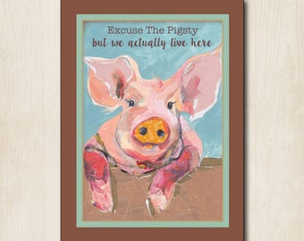 Pig Gifts | Etsy