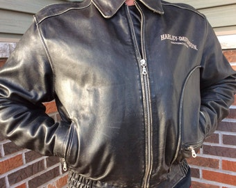 Harley Davidson Motorcycle Jacket - Men's Size XL