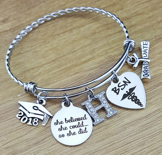 BSN Graduation Gift Nurse Graduation Gift Graduation Gift for Nurse College Graduation BSN Gift for Nurse Senior 2018 Senior Gifts