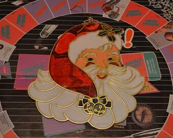 Big Santa Claus Sun Catcher
