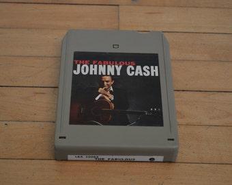 The Fabulous Johnny Cash 8 Track