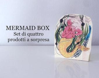 MERMAID surprise BOX-Set more marine products