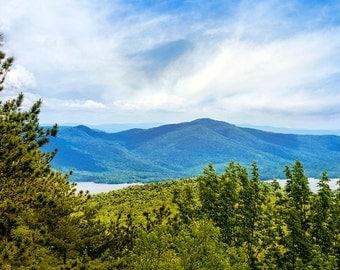 Adirondack Mountains, Scenic Wall Art, Adirondack Mountain Print, Adirondacks, Fine Art Photography, Landscape Photography, Adirondack Decor