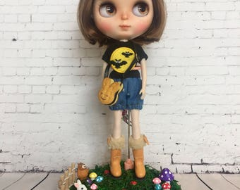 FREE shipping OOAK Custom Blythe Doll Stand
