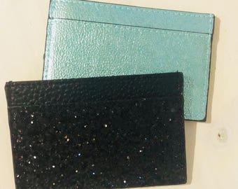 Custom Hand Painted Card Holder