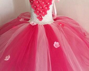 girls tutu dress size 4/5/6 years