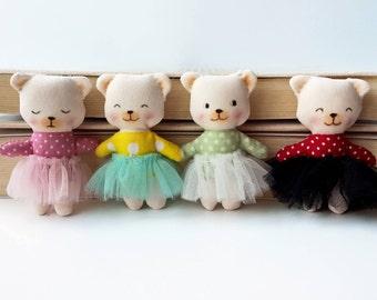 Blythe accessories, Blythe's friends, tiny doll, Dollhouse miniatures , pocket doll, Blythe custom, miniature stuffed toys, miniature toys